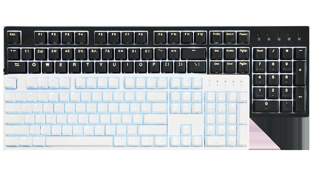 TAURUS K310/K320 Corona机械键盘樱桃背光黑青红茶银轴电竞游戏办公